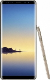 Замена стекла экрана Samsung Galaxy Note 8